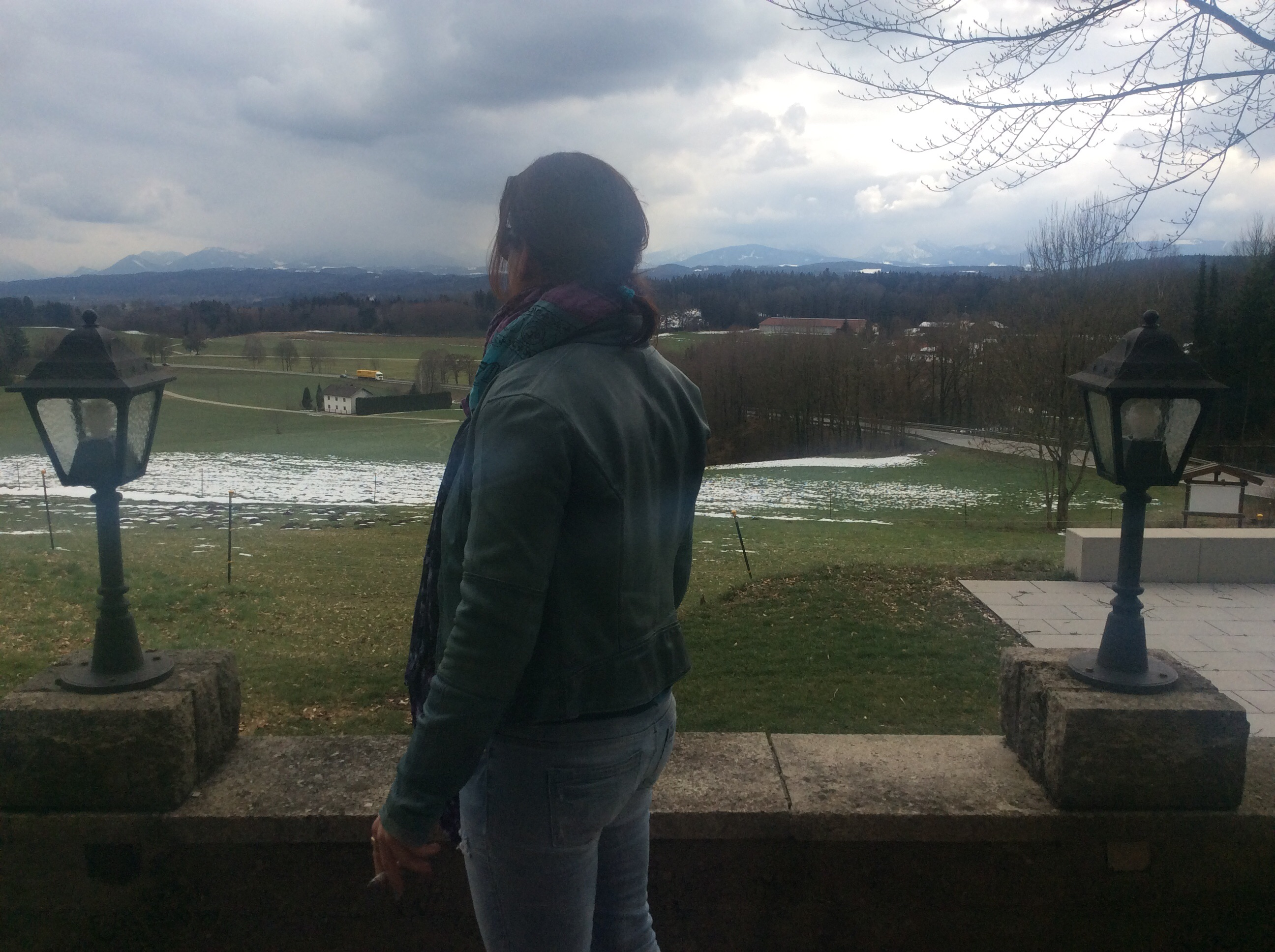 Grandioser Bergblick