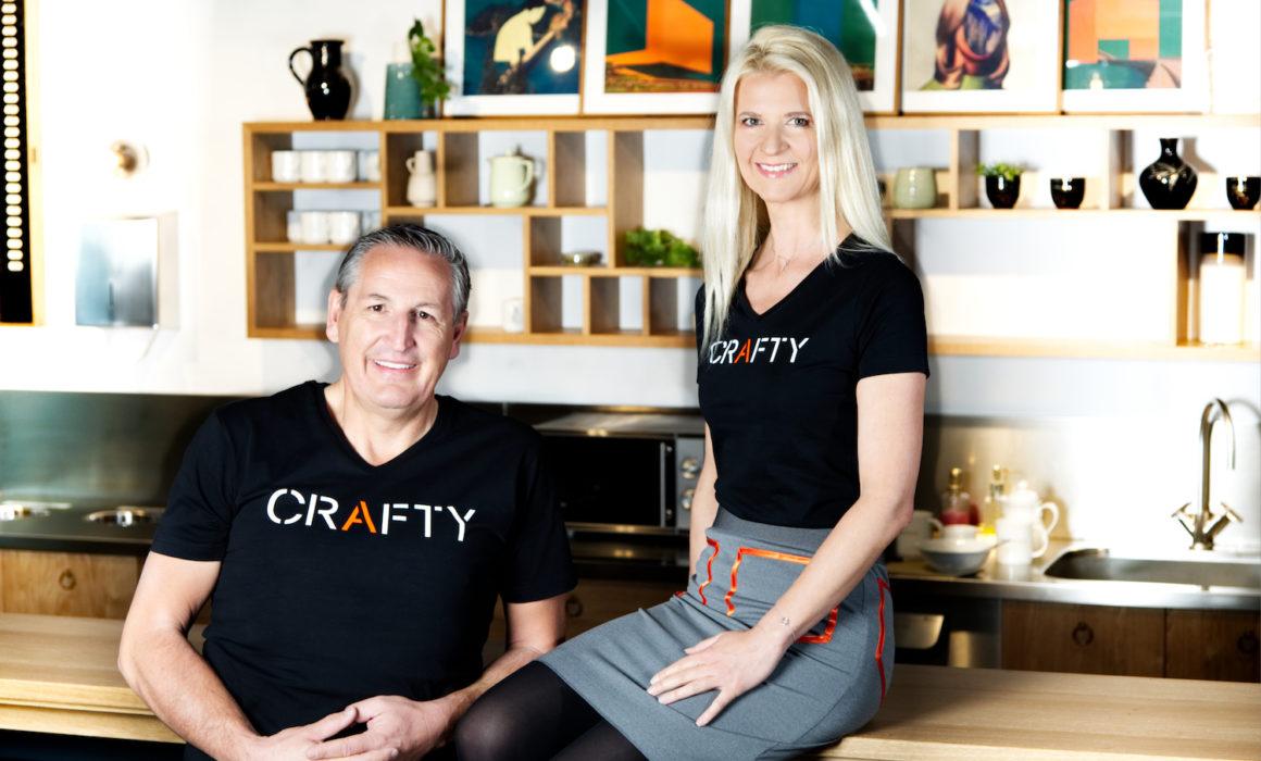 Christiane Wolff: Geschäftsführerin bei Crafty