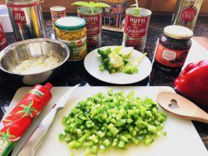 Frische Zutaten und ganz viel Liebe machen ein feines Chili con Carne