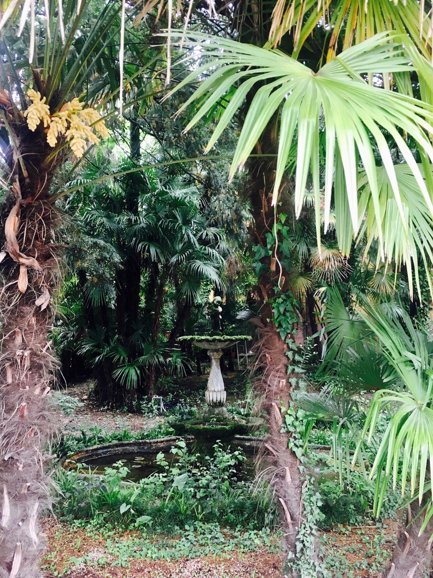 Jungbrunnen Abano Terme