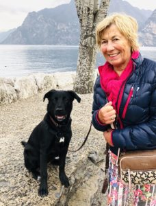 Ginny am Gardasee