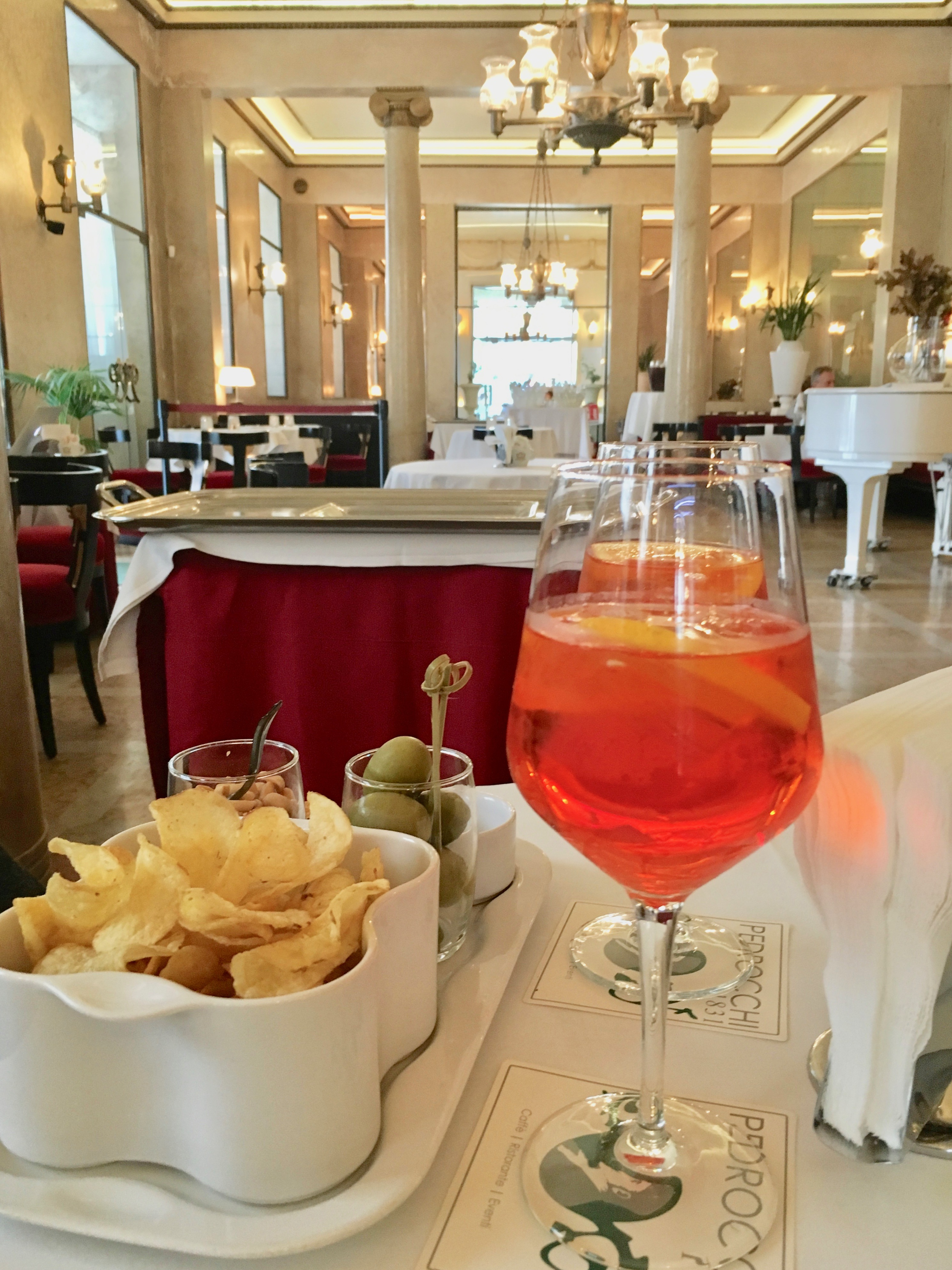Padua Café Pedrocchi